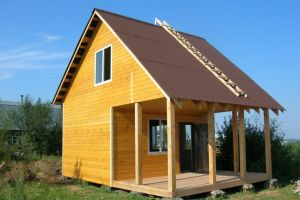 Дачные домики от компании  Эстет-Строй